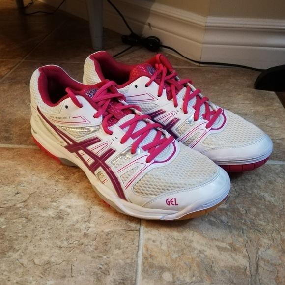 Asics Gel-Rocket Running Shoes Size 9